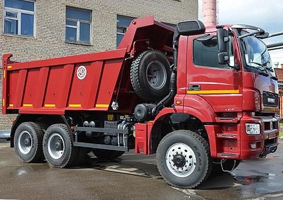 КамАЗ-65802-K5