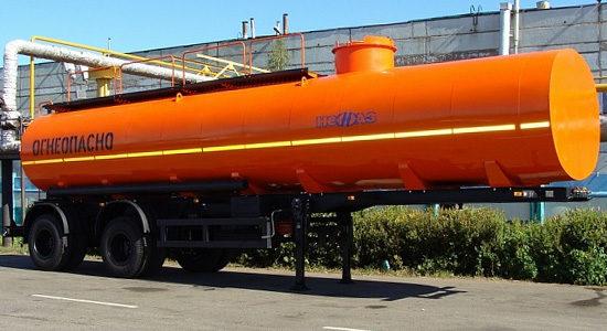 двухосный НефАЗ-9693