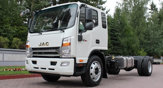 JAC N120 на IronHorse.ru ©