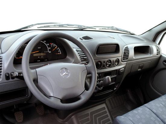 интерьер Mercedes-Benz Sprinter 1 Van Classic
