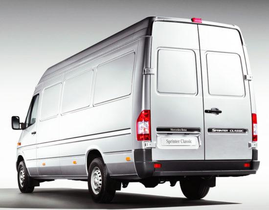 Mercedes-Benz Sprinter Van Classic