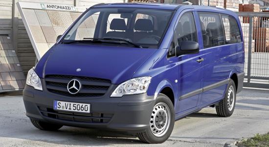 Mercedes-Benz Vito (W639) на IronHorse.ru ©