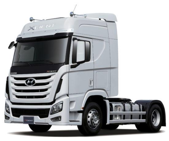 Hyundai Xcient 4х2 (седельный тягач)