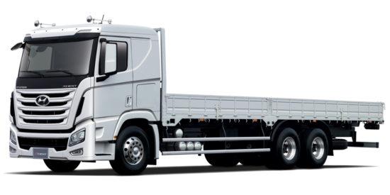 Hyundai Xcient 6х4 Cargo