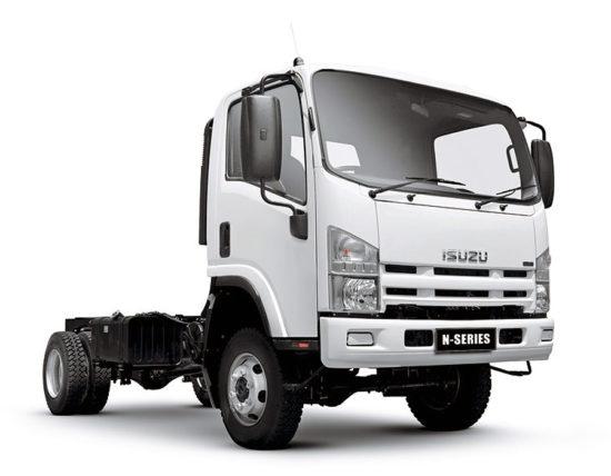 ISUZU ELF 7.5 4WD