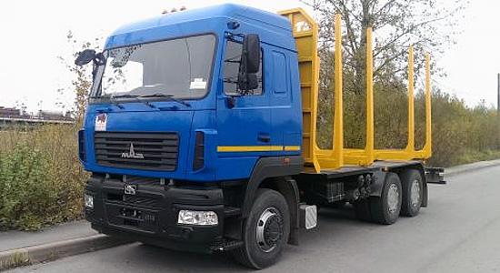 МАЗ-6312 (сориментовоз) на IronHorse.ru ©