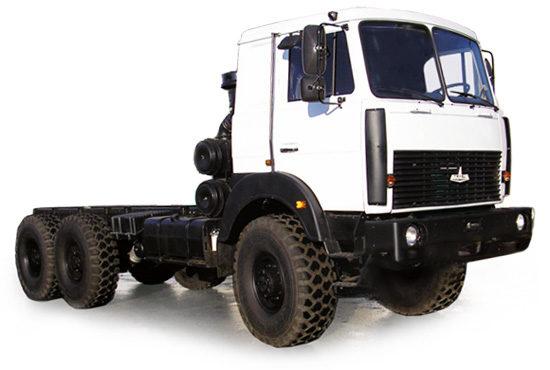 шасси МАЗ-6317X9/6317X5