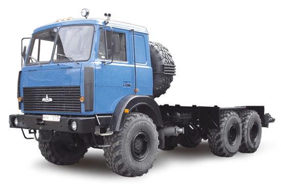 шасси МАЗ-631705/631708