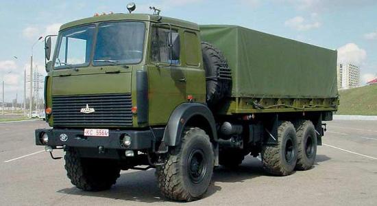 МАЗ-6317 (бортовой/шасси) на IronHorse.ru ©