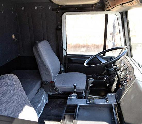 интерьер кабины МАЗ-6425