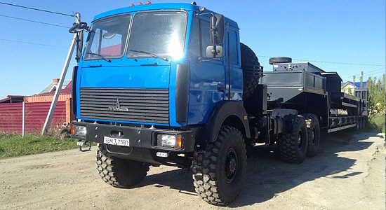 МАЗ-6425 на IronHorse.ru ©