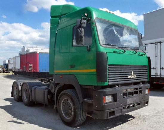 МАЗ-6430А9 (дорестайлинговый)