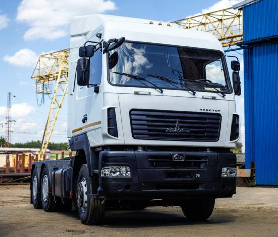 МАЗ-6430В9 (новый)