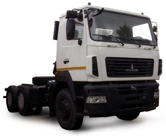 шасси МАЗ-6501