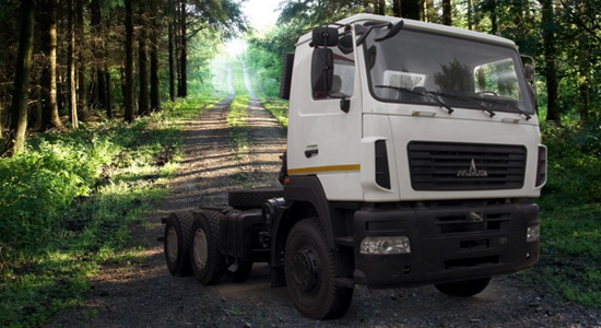 МАЗ-6501 (шасси) на IronHorse.ru ©