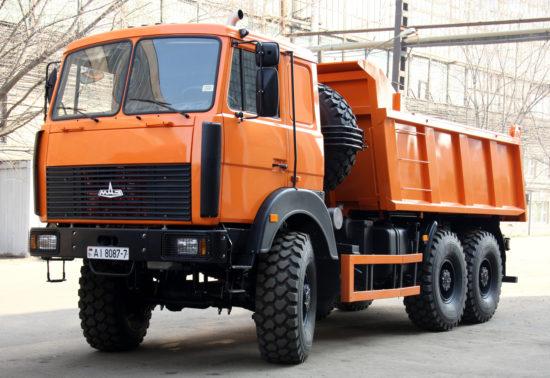 МАЗ-6517Х9