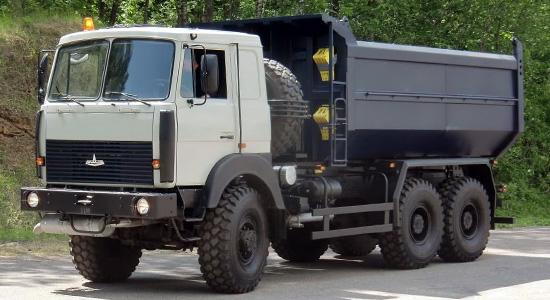 МАЗ-6517 на IronHorse.ru ©