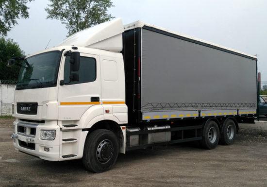 КамАЗ-65207 (бортовой)