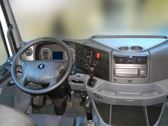 кабина КамАЗ-65207
