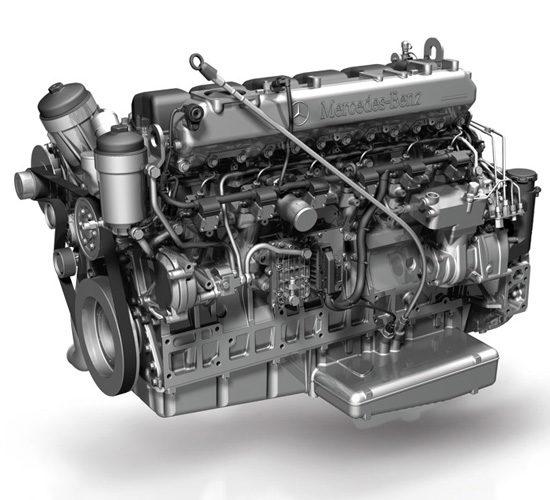 двигатель Mercedes-Benz OM 457 LA V/3