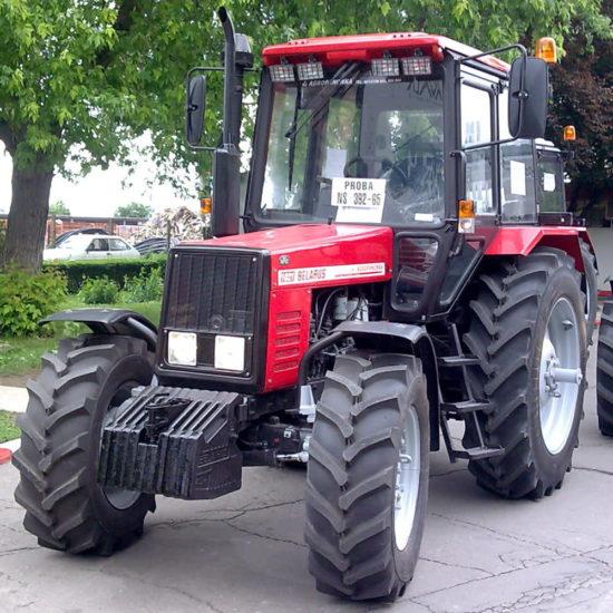 Belarus МТЗ-1021