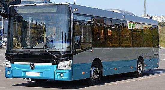 ЛиАЗ-4292 (Kursor) на IronHorse.ru ©