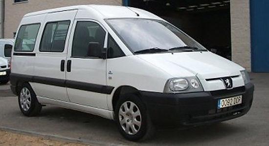 пассажирский Peugeot Expert 1 (2004-2007)