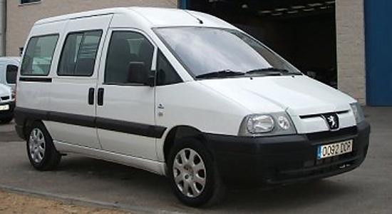 Peugeot Expert (1995-2007) на IronHorse.ru ©