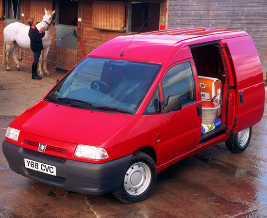 фургон Пежо Эксперт 1 (1995-2003)