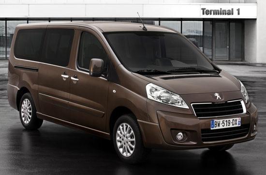 Peugeot Expert 2 Tepee 2012-2016