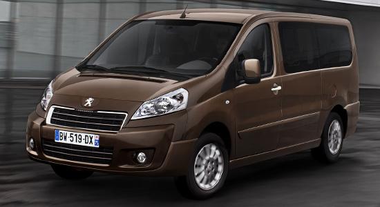 Peugeot Expert Tepee (2007-2016) на IronHorse.ru ©