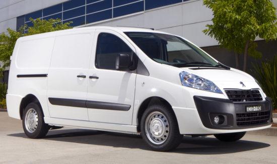 Peugeot Expert 2 Van 2012-2016