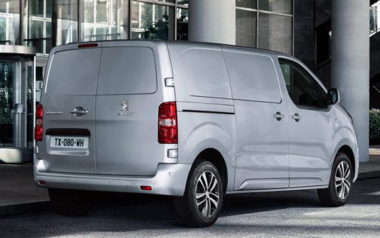 Peugeot Expert 3 Van