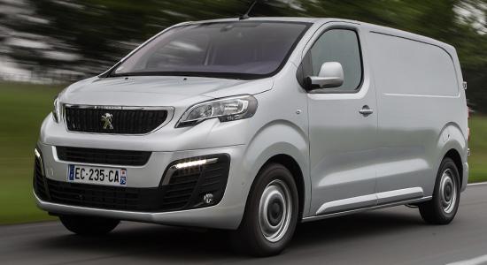 Peugeot Expert Van (2018-2019) на IronHorse.ru ©