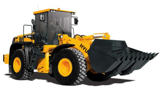 Хендай ХЛ760-9С