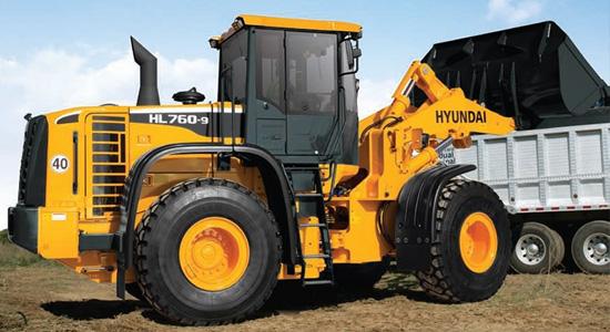 Hyundai HL760-9S на IronHorse.ru ©