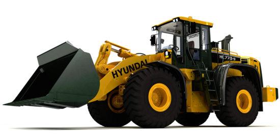 Хендай ХЛ770-9С