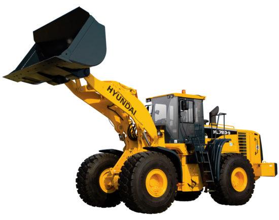 Хендай ХЛ780-9С
