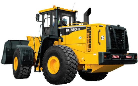 Hyundai HL780-9S