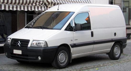 Citroen Jumpy Van (1994-2006) на IronHorse.ru ©