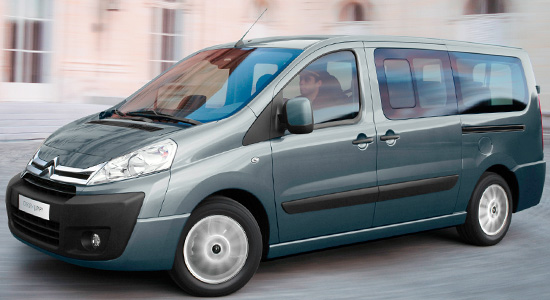 Citroen Jumpy Multispace (2007-2016) на IronHorse.ru ©