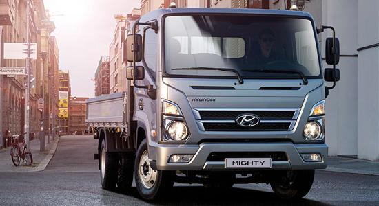 Hyundai Mighty на IronHorse.ru ©