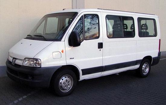 микроавтобус Peugeot Boxer 2003-2006