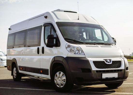 микроавтобус Пежо Боксер 2006-2014