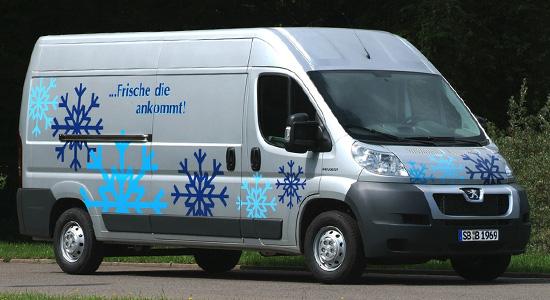 Peugeot Boxer Van (2006-2014) на IronHorse.ru ©