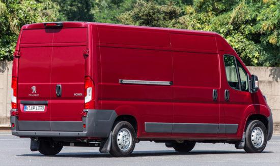Peugeot Boxer 3 Van