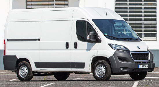 Peugeot Boxer Van (2018-2019) на IronHorse.ru ©