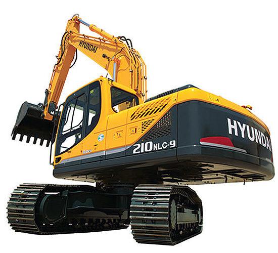 Hyundai R210NLC-9