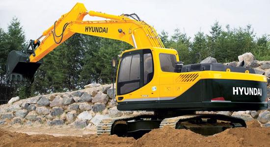 Hyundai R210NLC-9 на IronHorse.ru ©