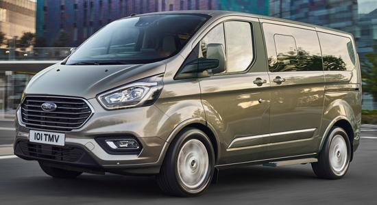 Ford Tourneo Custom  на IronHorse.ru ©